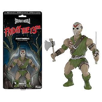 Friday the 13th Jason Voorhees Savage World Figure