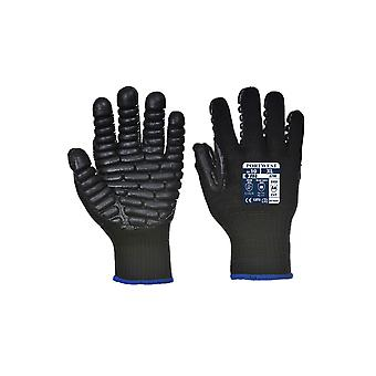 Portwest anti vibration workwear safety gloves a790