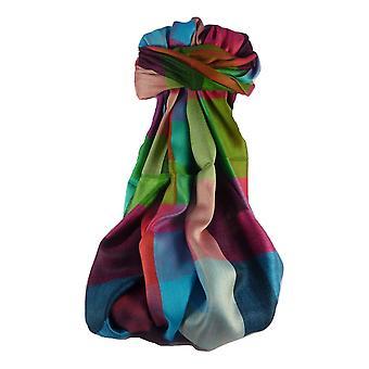 Mens Premium Silk Contemporary Scarf 3709 by Pashmina & Silk