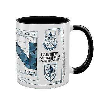 Call of Duty: Modern Warfare, Mug - Icônes