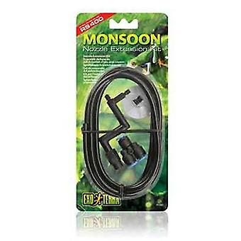 Exo Terra Kit Boquilla para Monsoon (Reptiles , Humedad , Sistemas de lluvia artificial)