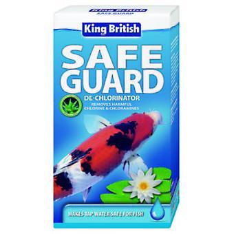 King British Safe Guard (Fish , Maintenance , Water Maintenance)