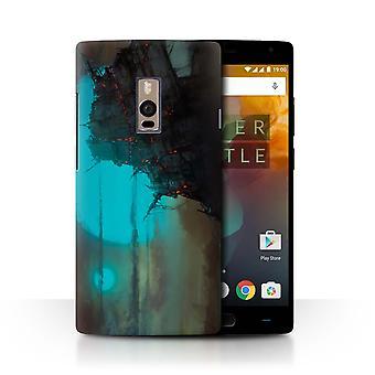 STUFF4 Case/Cover for OnePlus 2/Two/Venom Peak/Fallen Earth