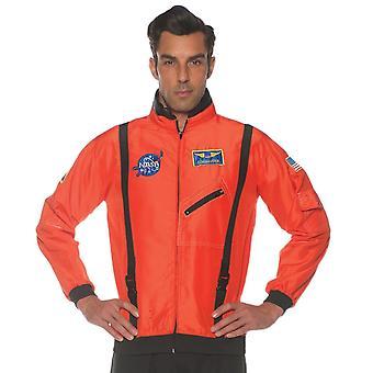 Space Jacket Orange Adult
