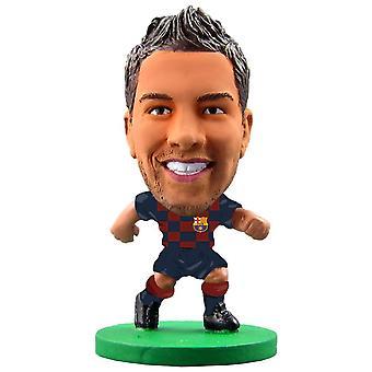 FC Barcelona SoccerStarz Alba Figure