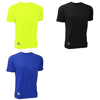 RTY Mens High Visibility Enhanced Dynamic T-Shirt (Pack of 2)