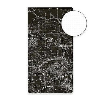 Piatek13 - Dot journal 03 Map P13-DOT-03