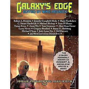 Galaxys Edge Magazine Issue 14 May 2015 Heinlein Special by Resnick & Mike