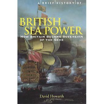 تاريخ مختصر للقوة البحرية البريطانية--كيف أصبحت السيادة لبريطانيا