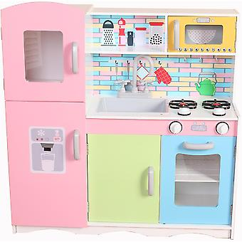 Kiddi Style Large Superior Little-Helpers Ultimate Kitchen
