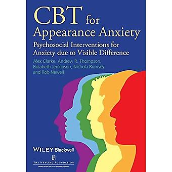 CBT voor verschijning angst: psychosociale interventies voor angst als gevolg van zichtbaar verschil