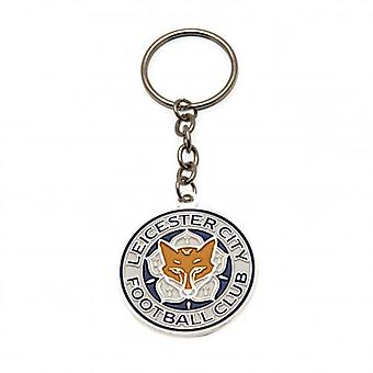 Leicester City Keyring Champions