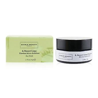 Edible Beauty & Desert Lime Flawless Micro-Exfoliant 50g/1.7oz