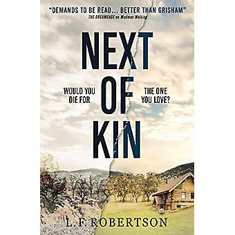 Janet Moodie - Next of Kin by L. F. Robertson - 9781785659126 Book