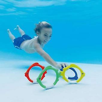 Set of Dive Rings Intex (4 PCS)