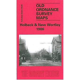 Holbeck and New Wortley 1906 - Yorkshire Sheet 218.05 by G. C. Dickins