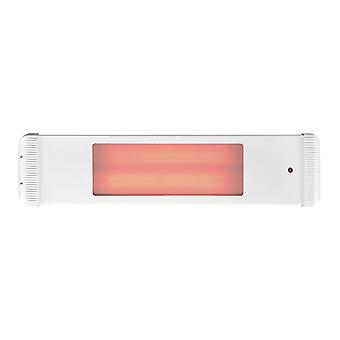 Infrared Heater Aaren 1800 W White with Remote Control
