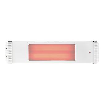 Infračervený ohřívač Aaren 1800 W Bílá s dálkovým ovládáním