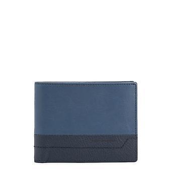 Muž kožená mince kabelka s držákem kreditní karty p80119