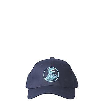 Ps Door Paul Smith M2a987cadino47 Men's Blue Cotton Hat