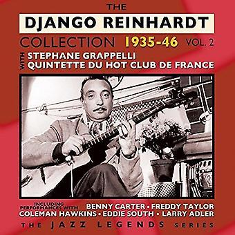 Django Reinhardt - Django Reinhardt: Collection 1935-46 Vol. 2 [CD] USA import