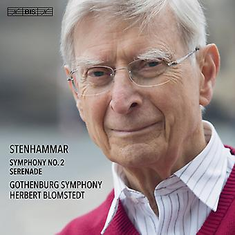 Sinfonía 2 / Serenata [SACD] Importación de EE.UU.