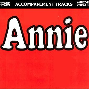 Annie - From the Hit Broadway Musical Annie [CD] USA import