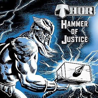 Hammer Of Justice [CD] USA import