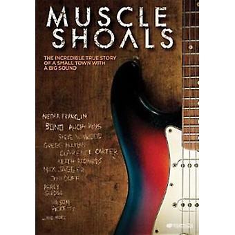 Muscle Shoals [DVD] EUA importar