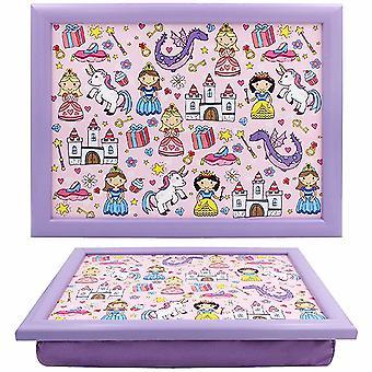 Children's Lap pillow Princesses