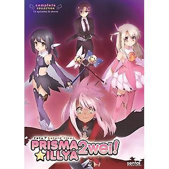 Fate / Kaleid Liner Prisma Illya 2We [DVD] USA import