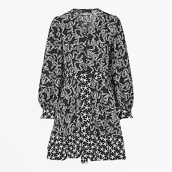 Stine Goya - Robe courte structurée Farrow - Noir