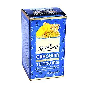 Turmeric 10,000 Mg 40 capsules