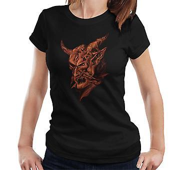 Alchemy Lord av illusjon kvinner ' s T-skjorte