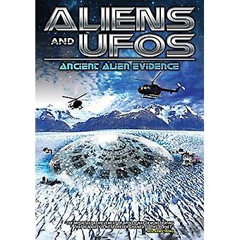Aliens & Ufos: Ancient Alien Evidence [DVD] USA import