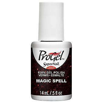 SuperNail ProGel Gel Nail Polish - Magic Spell 14ml