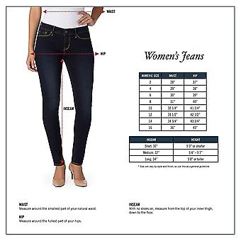 Signature by Levi Strauss & Co. Gold Label Women's Modern Skinny Jeans, Masca...
