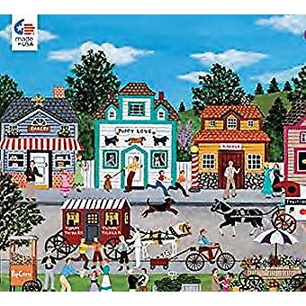 Puzzle - Ceaco - Jane Wooster Scott Happy Go Lucky 300pc New 2204-28