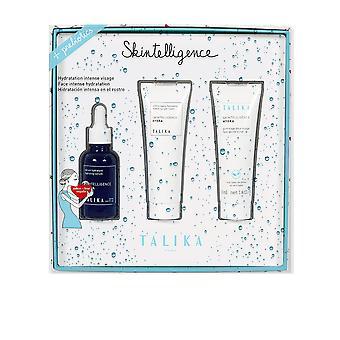 Talika Skintelligence Hydratatie Intense Visage Set 3 Pz voor vrouwen