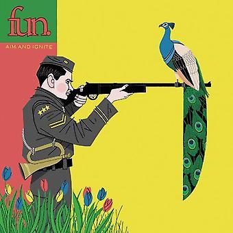 Fun. - Aim & Ignite [CD] USA import
