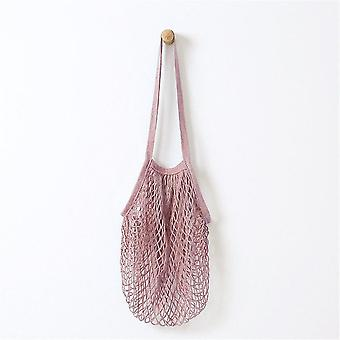 Portable And Foldable Mesh-outdoor Beach Bag
