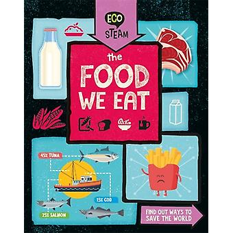 Eco STEAM The Food We Eat by AmsonBradshaw & Georgia