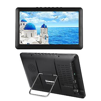 Televizor portabil 1080p Hd Digital Analog Tv Car Use With Stand Eu/us/uk Plug
