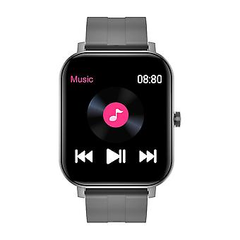 Smart watch ip67 waterproof with bluetooth call information push control music player
