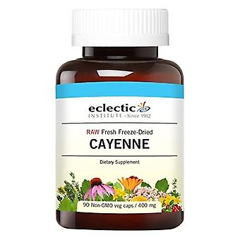 Eclectic Institute Inc Cayenne, 90 Caps
