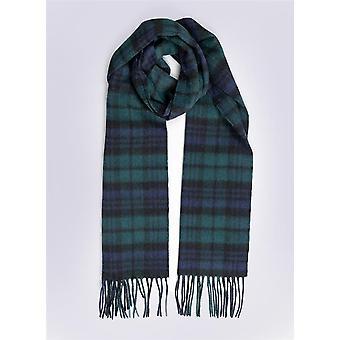 Lamswol sjaal met gift box