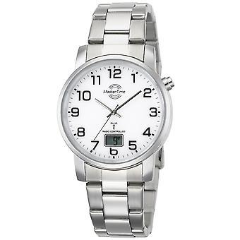 Mens Watch Master Time MTGA-10300-12M, Quartz, 41mm, 3ATM