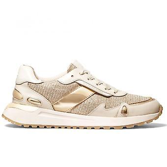 Sneakers Donna Michael Kors Monroe Oro Glitterate