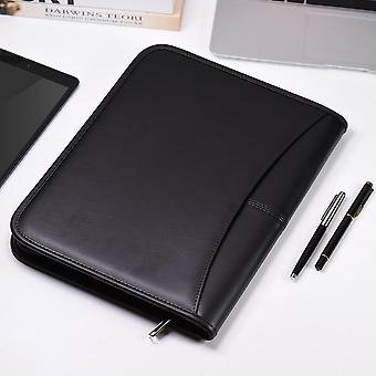 A4 Office Document Folder, Multifunction Business Portfolio Folder
