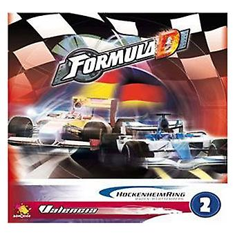 Formula D Hockenheim Expansion Game 2
